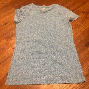Mossimo Supply Co. Tops - Blue Wash Tshirt